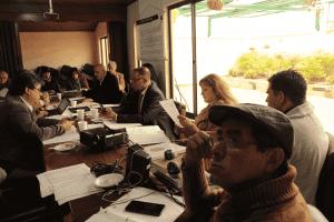 Asamblea General del CIRIEC en Bogotá