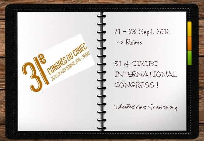 31º Congreso Internacional de CIRIEC
