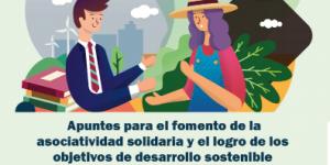 Apuntes para el fomento de la asociatividad solidaria y el logro de los Objetivos de Desarrollo Sostenible