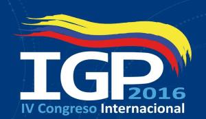 IV Congreso Internacional de Investigación para la Gestión Pública