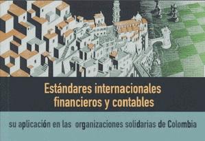 Estándares Internacionales Financieros y Contables