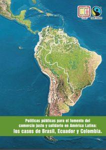 Políticas Públicas para el Comercio Justo y Solidario