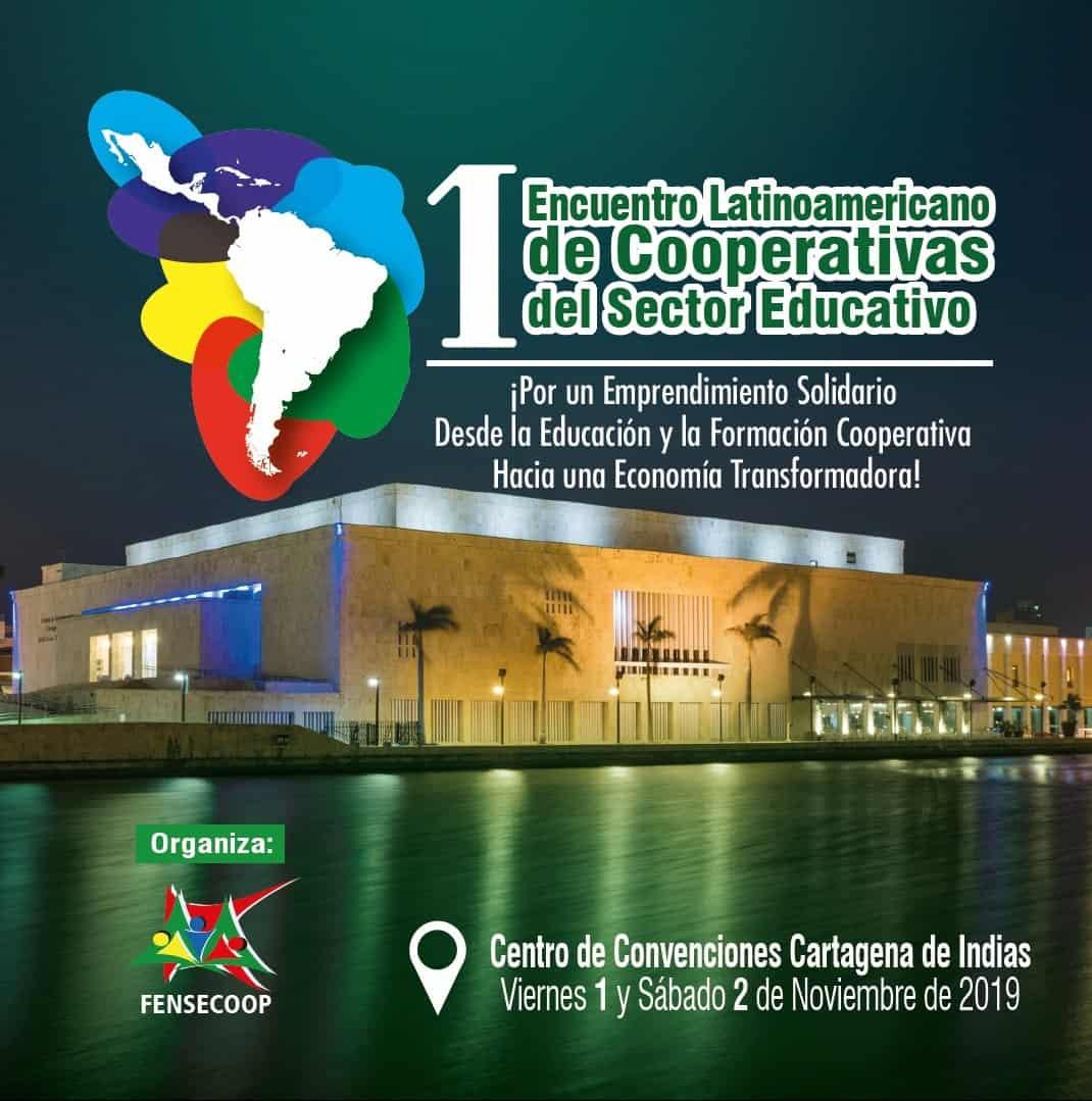 1er Encuentro Latinoaméricano de Cooperativas del Sector Educativo
