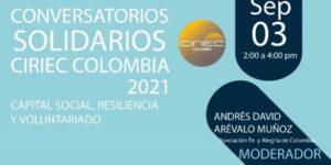 Conversatorios Solidarios. Octubre 1, 2021
