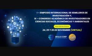 Lee más sobre el artículo Convocatoria IX Congreso de Investigadores en Ciencias Sociales, Económicas, y Ambientales